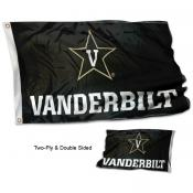 Vanderbilt Commodores Double Sided Flag