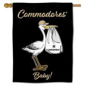 Vanderbilt Commodores New Baby Flag