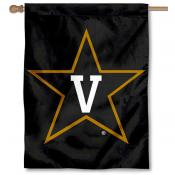 Vanderbilt University Black House Flag