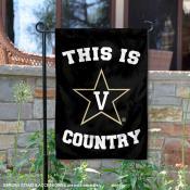 Vanderbilt University Country Garden Flag