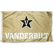 Vanderbilt University Gold Flag