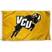 VCU Rams Jumping Ram Flag