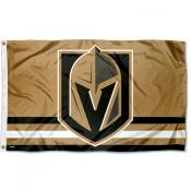 Vegas Golden Knights Gold Flag