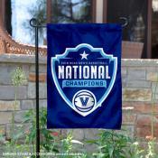 Villanova University Basketball 2018 National Champions Garden Flag