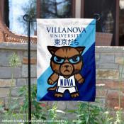 Villanova University Tokyo Dachi Mascot Yard Flag