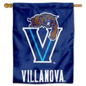 Villanova University Wildcats Polyester House Flag