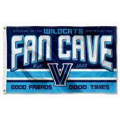 Villanova Wildcats Fan Man Cave Game Room Banner Flag
