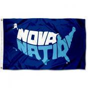 Villanova Wildcats Nova Nation Flag