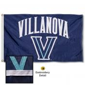 Villanova Wildcats Nylon Embroidered Flag