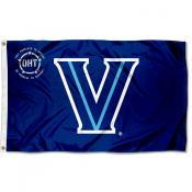 Villanova Wildcats Operation Hat Trick Flag