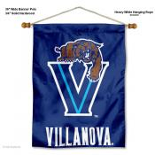 Villanova Wildcats Wall Banner