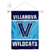 Villanova Wildcats Window and Wall Banner