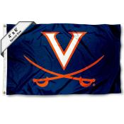 Virginia Cavaliers Large 4x6 Flag