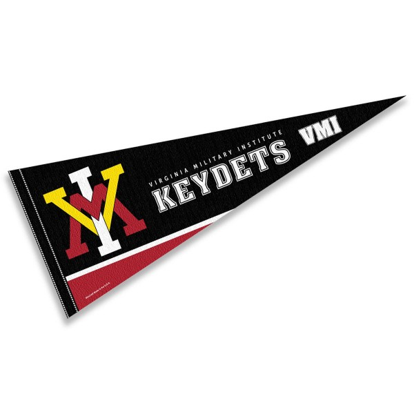 Virginia Military Institute Pennant Decorations