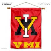 Virginia Military Keydets Wall Banner