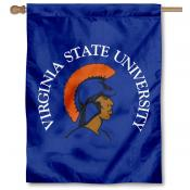 Virginia State University Banner Flag