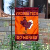 Virginia Tech Hokie Garden Flag