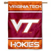 Virginia Tech Hokies Double Sided Banner