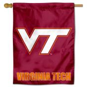 Virginia Tech VT Logo Banner Flag