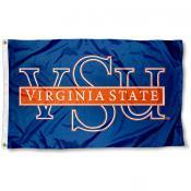 VSU Trojans Logo 3x5 Flag
