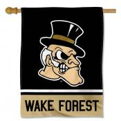 Wake Forest Demon Deacons Banner Flag
