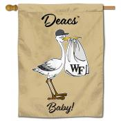 Wake Forest Demon Deacons New Baby Flag