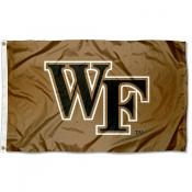 Wake Forest University Demon Deacons Flag