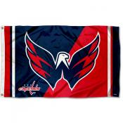Washington Capitals Bald Eagle Flag