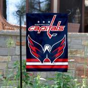 Washington Capitals Garden Flag