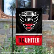 Washington DC United Garden Flag