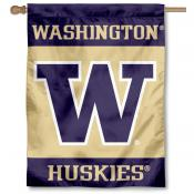 Washington Huskies House Flag