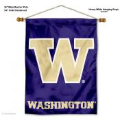 Washington Huskies Wall Banner