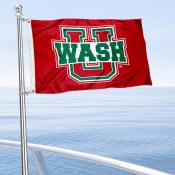 Washington St. Louis Bears Boat and Mini Flag