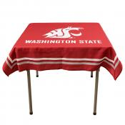 Washington State Cougars Table Cloth