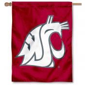 Washington State University House Flag