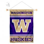 Washington UW Huskies Window and Wall Banner