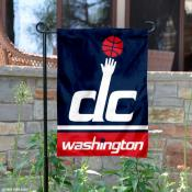 Washington Wizards Garden Flag