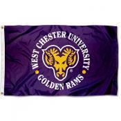 WCU Golden Rams Flag
