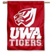 West Alabama Tigers House Flag