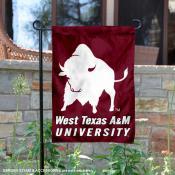 West Texas A&M Buffaloes New Logo Garden Flag