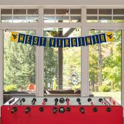 West Virginia Banner String Pennant Flags