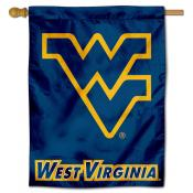 West Virginia University Mountaineers Decorative Flag