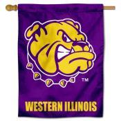 Western Illinois University House Flag