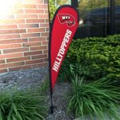 Western Kentucky Hilltoppers Small Feather Flag