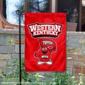 Western Kentucky University Garden Flag