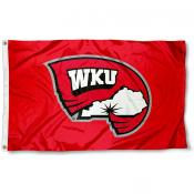Western Kentucky University Polyester Flag
