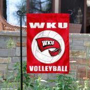 Western Kentucky University Volleyball Yard Flag