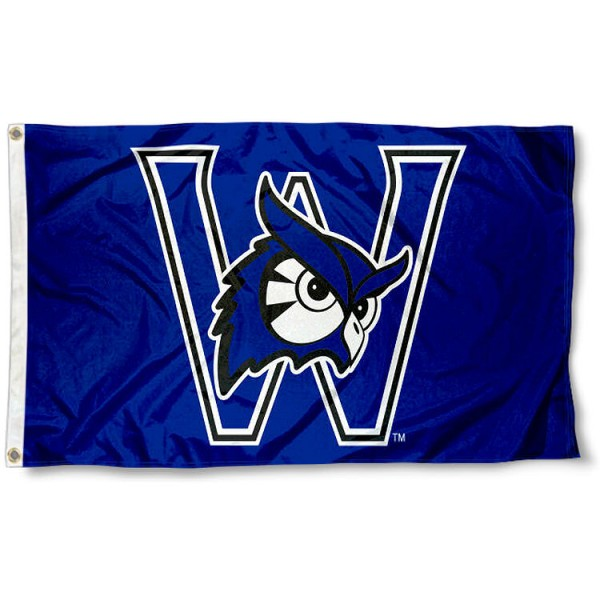 Westfield State Owls Flag measures 3x5 feet, is made of 100% polyester, offers quadruple stitched flyends, has two metal grommets, and offers screen printed NCAA team logos and insignias. Our Westfield State Owls Flag is officially licensed by the selected university and NCAA.
