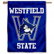 Westfield State Owls House Flag