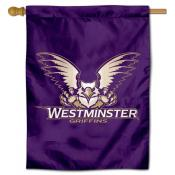 Westminster Griffins Logo Double Sided House Flag